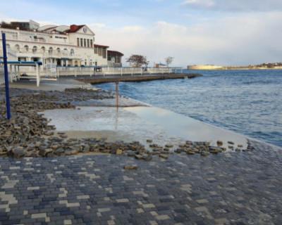 Оператору пляжа «Мыс Хрустальный» поручено заменить покрытие территории