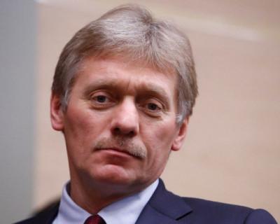 Дмитрий Песков обвинил ЕС и США в маниакальной настойчивости