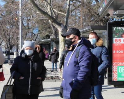 Как в Севастополе соблюдается масочный режим