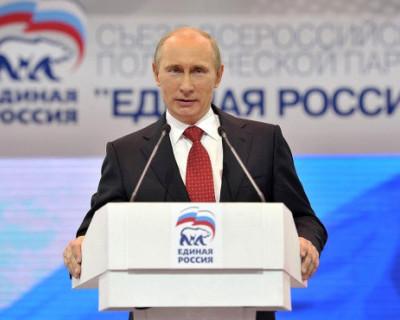 Путину не предлагали возглавить список «Единой России» на выборах в Госдуму