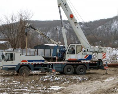 В Верхнесадовом продолжается строительство физкультурно-оздоровительного комплекса