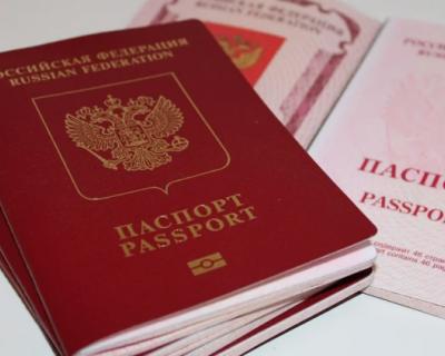 Более 600 тыс. жителей ДНР и ЛНР уже получили гражданство РФ