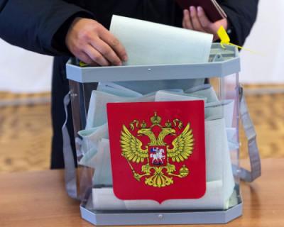 Выборы в Крыму будут проводиться в течение нескольких дней