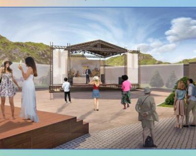 В Коктебеле открывается новое общественное пространство