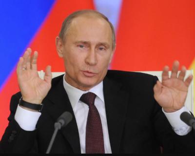 Российский президент заинтересовался блокчейн-технологиями