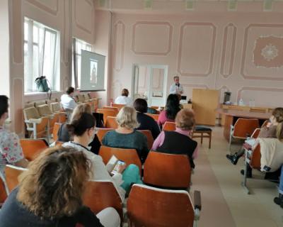 Врачи Морозовской детской клинической больницы Москвы в Севастополе