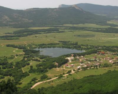 Застройку Байдарской долины в Севастополе замаскировали «генпланом»