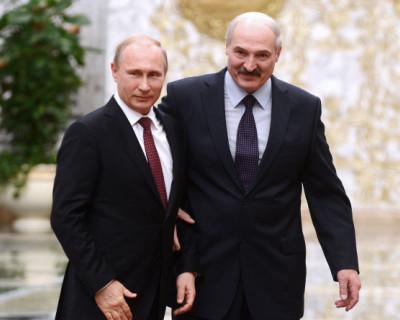 Путин и Лукашенко встретятся в Красной поляне
