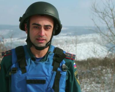 Спасатели Севастополя и «Ночные волки» в память о погибших солдатах (ВИДЕО)