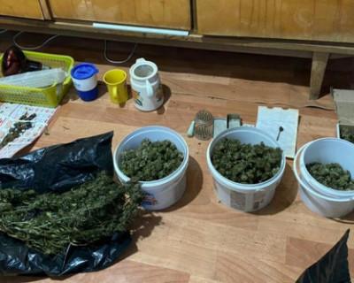 Крымчанина подозревают в контрабанде наркотиков