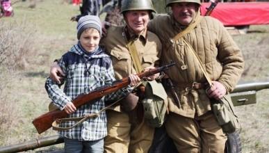 Первый военно-исторический фестиваль «Мартыновский овраг. Рубеж героев» (фото)