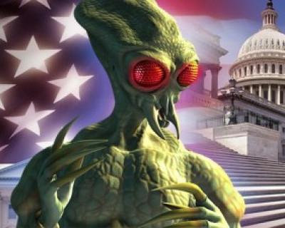 Документы, обнародованные Эдвардом Сноуденом, свидетельствуют о том, что Америкой правят нацисты-инопланетяне!