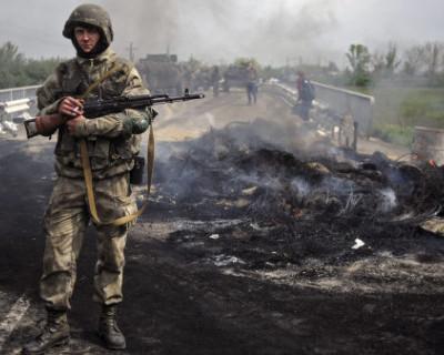Киев готовится к широкомасштабной войне на Донбассе
