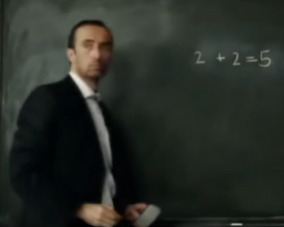 Обезумевшая Америка: алгебра — это расизм (ВИДЕО)