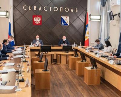 Правительство Севастополя вводит дополнительную поддержку для пострадавших отраслей экономики