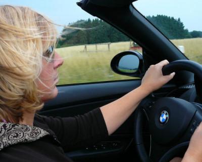 В Крыму задержали нетрезвую девушку-водителя