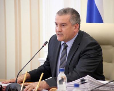 Сергей Аксенов заверил крымчан в безвредности опресненной воды