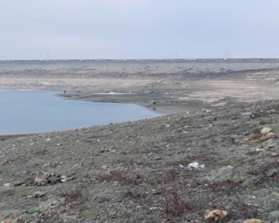 Прошедшие осадки не повлияли на наполняемость водохранилищ Крыма