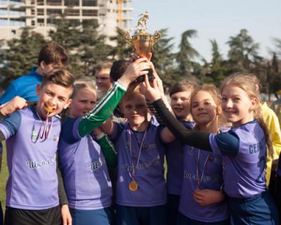 Севастопольские регбисты взяли золото и бронзу на соревнованиях в Крыму