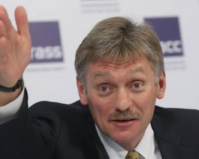 Песков опроверг слова Байдена об аннексии Крыма