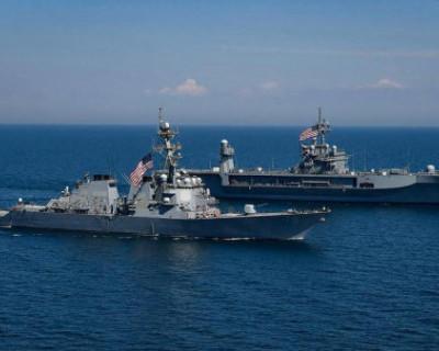 НАТО готовится к широкомасштабным учениям в Черном море