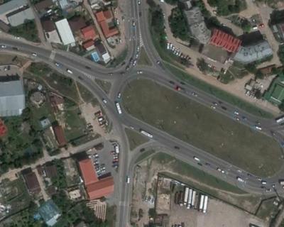 Работы по реконструкции дорожной развязки «огурец» в Севастополе начнутся в конце лета