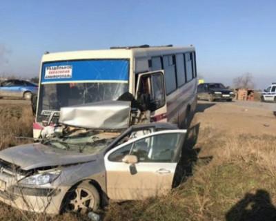 Один человек погиб в результате ДТП в Сакском районе