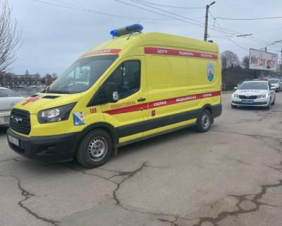 В Севастополе два водителя не уступили дорогу автомобилю скорой медицинской помощи