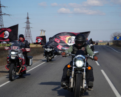 В честь 7-летия «Русской Весны» пройдет автомотопробег Симферополь – Севастополь – гора Гасфорта