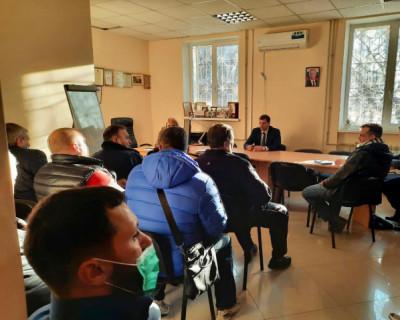 В Севастополе продолжается реализация дорожной карты по решению вопросов с электроснабжением садовых товариществ