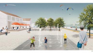 Окончание реконструкции набережной Коктебеля перенесено на середину 2023 года