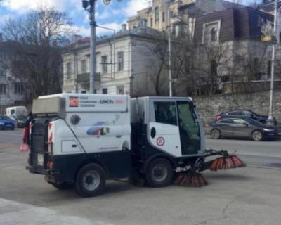 Все общественные пространства Севастополя приведены в порядок после неблагоприятных погодных условий
