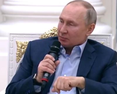Владимир Путин: «Ублюдок, букашка, раздавить не жалко» (ВИДЕО)