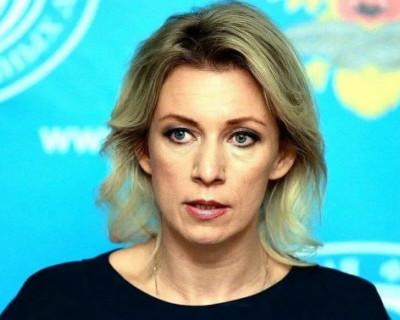 Мария Захарова пригрозила санкциями Германии