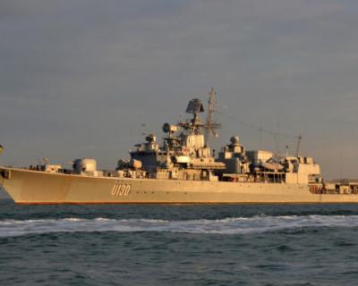 Как ВМС Турции чуть не потопили гордость украинского флота