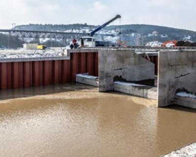 Когда будет введен в эксплуатацию водозабор на реке Бельбек