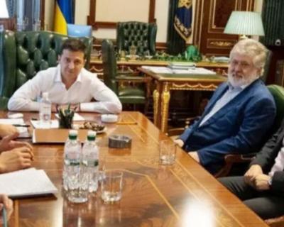 Зеленский поблагодарил США за санкции против своего хозяина