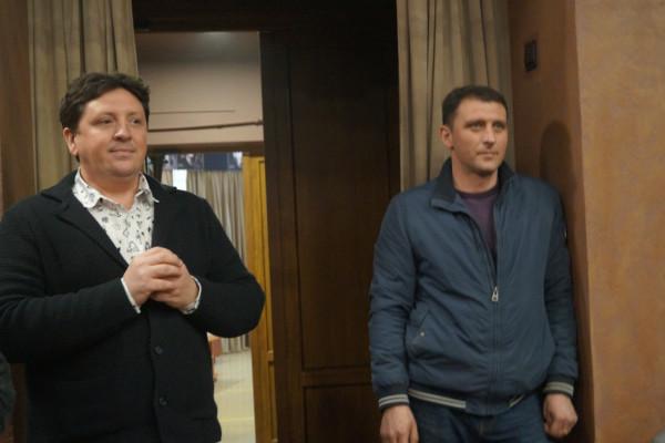 Директор театра Андрей Маймусов Севастополь