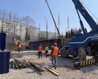 В Севастополе началось строительство еще одного детсада