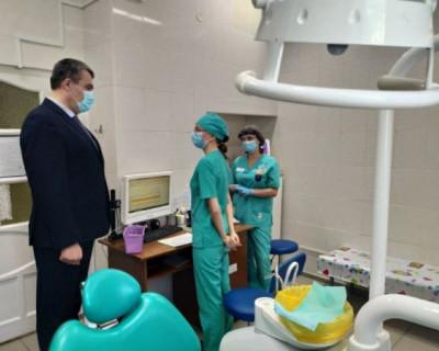 В детской стоматологии Севастополя открывается кабинет компьютерной визиографии
