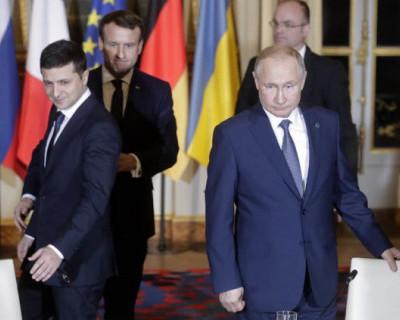 Встретится ли Владимир Путин с Владимиром Зеленским?