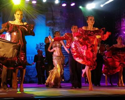 Театр танца имени Вадима Елизарова представляет хореографический спектакль «Аргентинское танго»