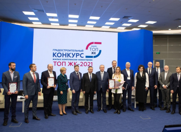 «ИнтерСтрой» стал лидером 2020 года по вводу жилья в Севастополе