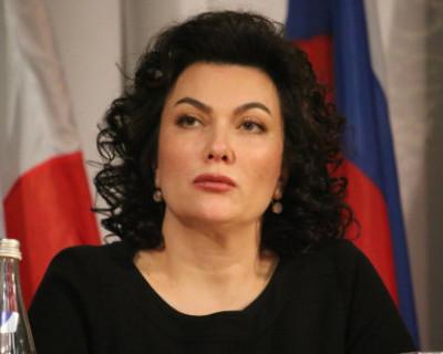 Министр культуры Крыма нецензурно выругалась во время совещания правительства