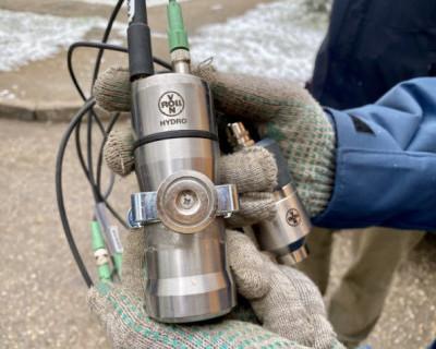В Севастополе устанавливают датчики, которые позволят определить утечки воды