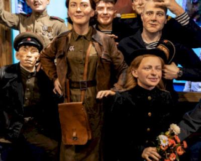 В Севастополь прибывает экспозиционный «Поезд Победы»