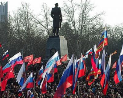 «Севастополь. Россия. Крым»: 18 марта на площади Нахимова состоится концерт-митинг