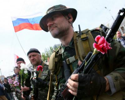 В Севастополе прошла закладка камня «Севастопольским добровольцам, погибшим за Русский мир»