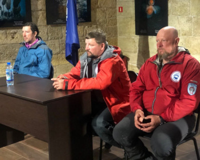 Севастополь принял эстафету экспедиции «Россия»: от Сочи до Арктики