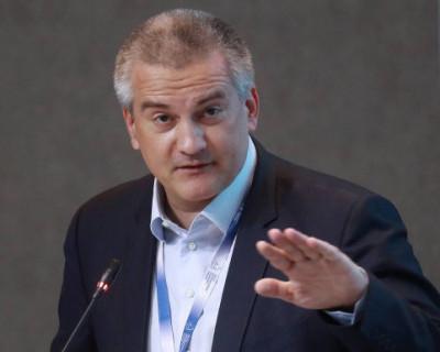 Глава Крыма недоволен темпами вакцинации населения